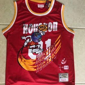 Brand New Travis Scott Houston Rockets Jersey